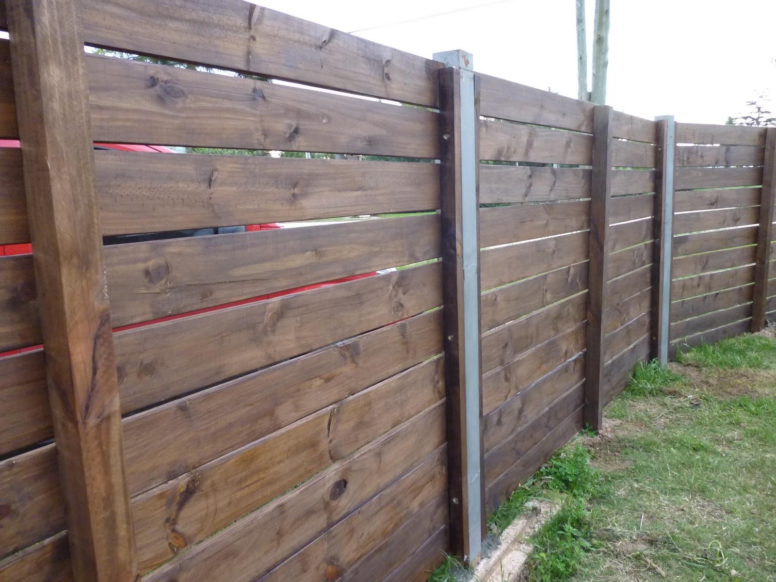 Carpinter a el retorno cercos cerramientos perimetrales - Cerramientos de madera para jardin ...