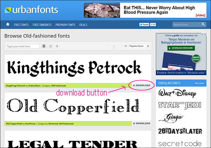 how to add more fonts to image editing programs