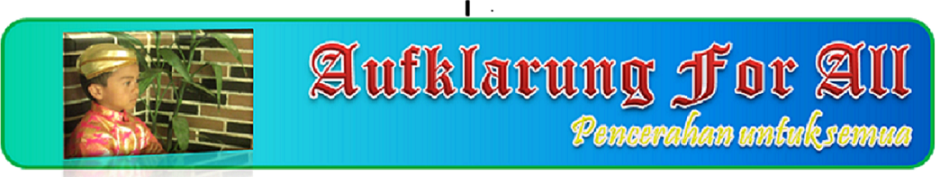 AUFKLARUNG FOR ALL