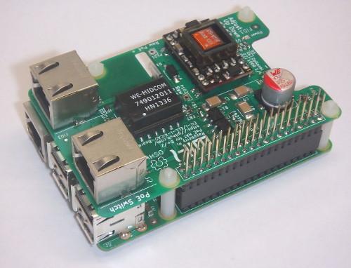 expansão poe para raspberry pi