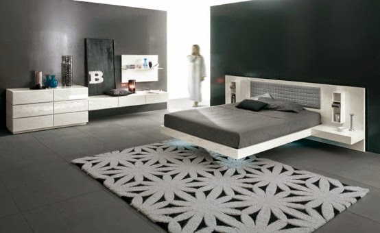 Modern Minimalis Interior Bedroom Design : Modern minimalist style bedroom interior design  Modern Decor Home ...