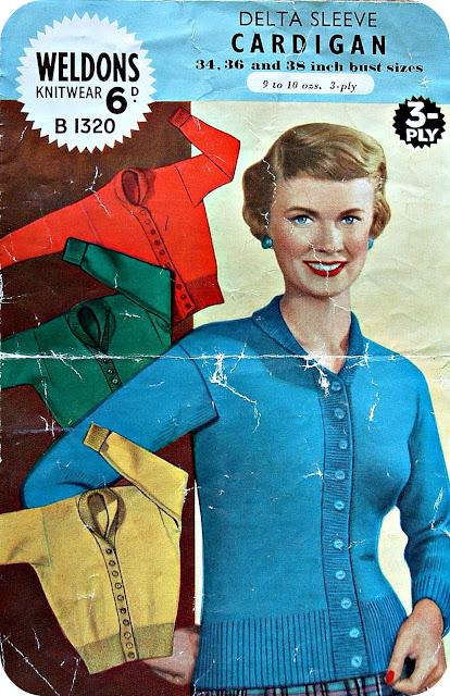 Free Vintage Knitting Patterns - YouTube