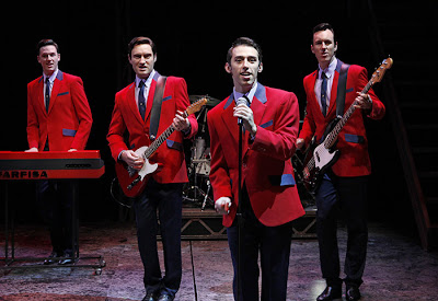 Oh What A Night! Jersey Boys in Review.
