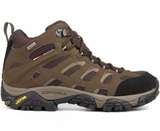 Merrell Mid Moab Boots
