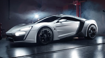 Number 3 at 10 Most Expensive Cars of 2013