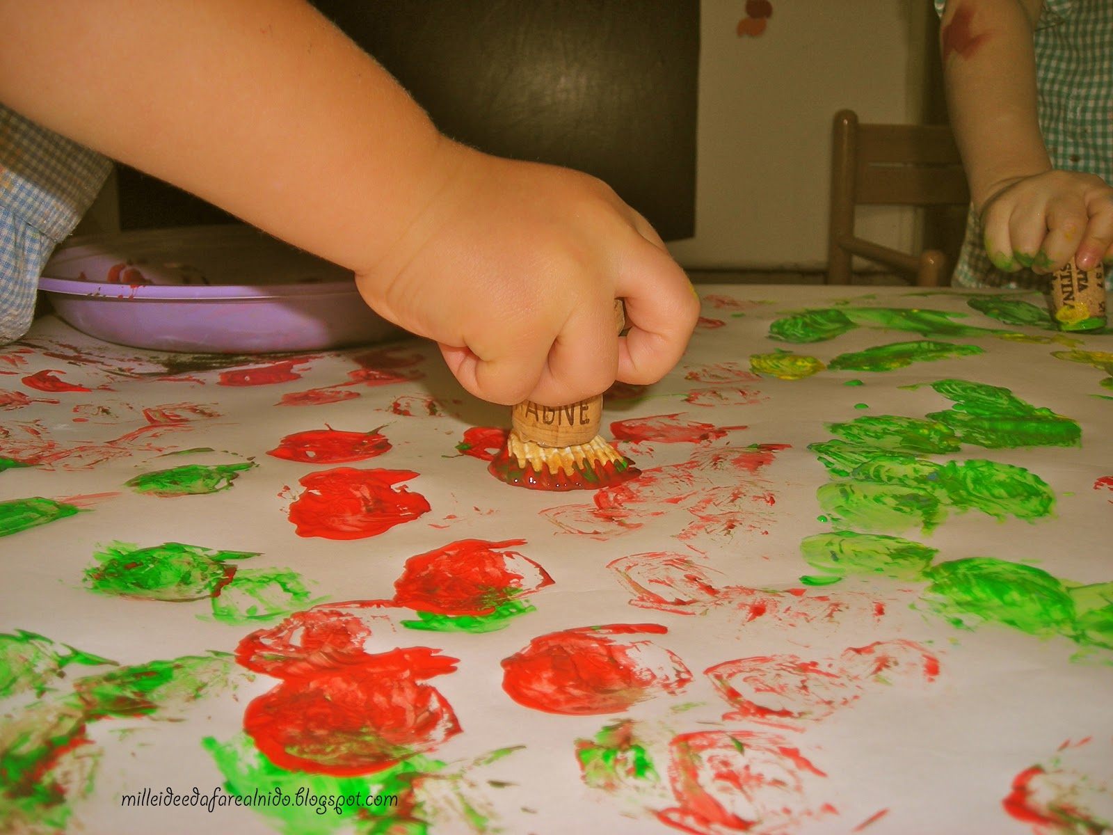 Amato Mille idee al nido: febbraio 2012 LJ63