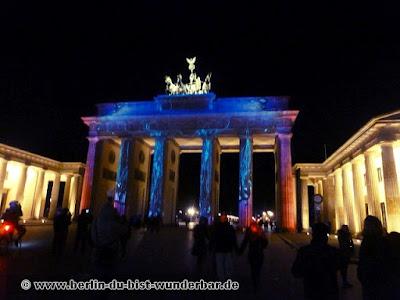 fetival of lights, berlin, illumination, 2015, Brandenburger tor, beleuchtet, lichterglanz, berlin leuchtet
