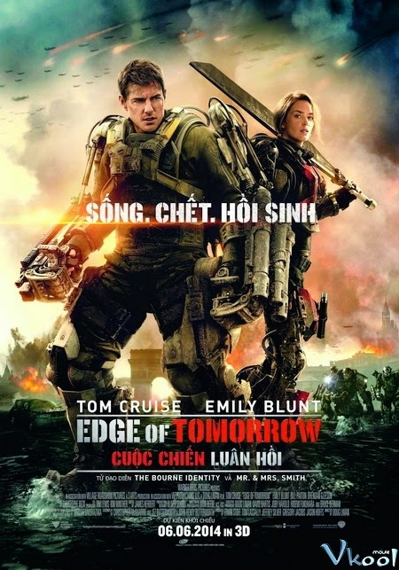 Phim Cuộc Chiến Luân Hồi - Edge Of Tomorrow
