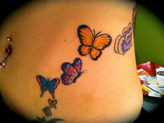 Tatuajes de animales para mujeres