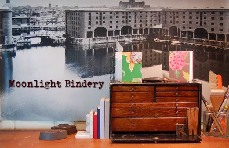 Moonlight Bindery - A Bookbinding Blog