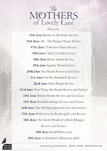 Blog Tour - The Mothers of Lovvely Lane