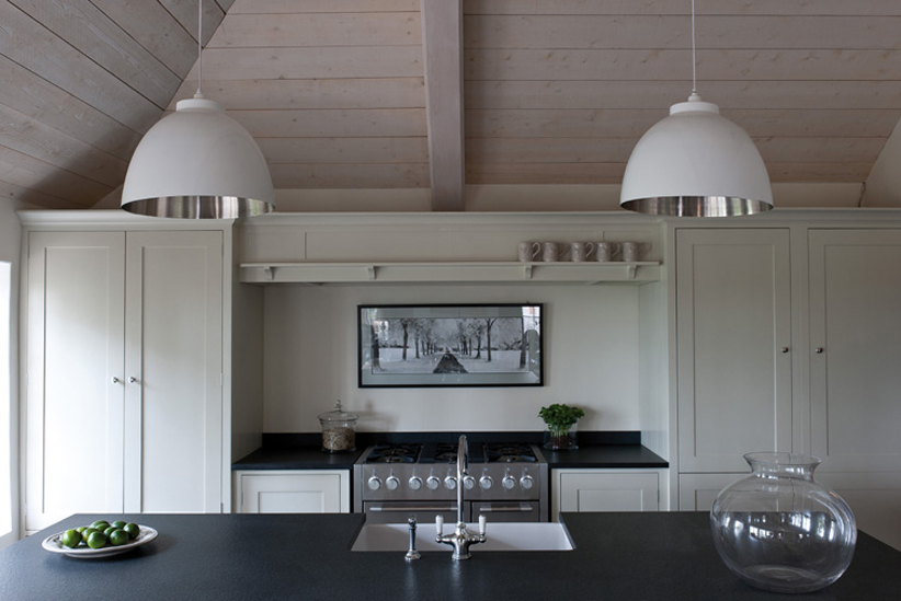The paper mulberry contemporary country colours for Contemporary country kitchen