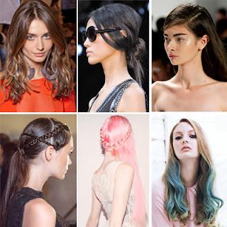 Rambut Wanita Terbaru 2014