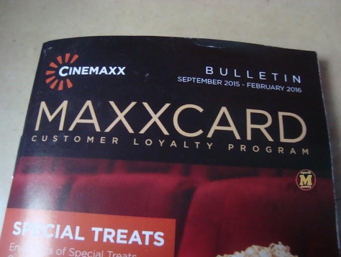 Cara Pengambilan MAXXCARD di Cinemaxx - Tak Bisa Asal Ambil