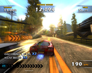 Download  burnout dominator PSP For PC Full Version ZGASPC