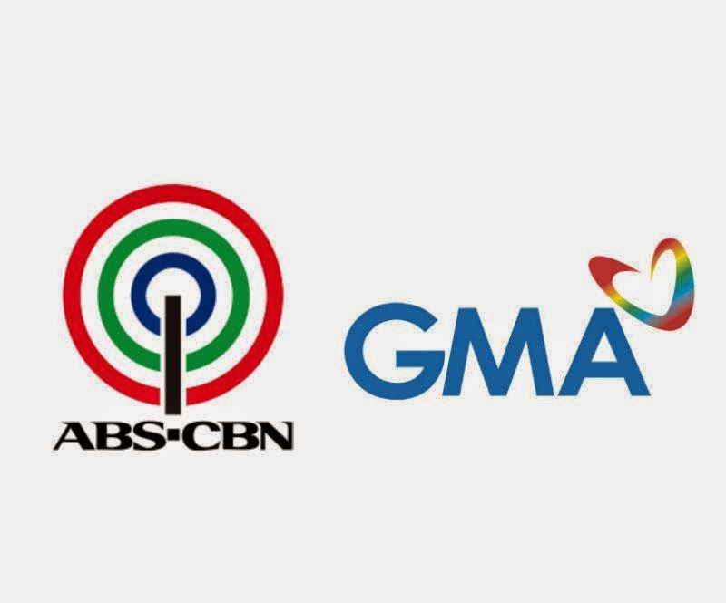 the battle of christmas id station abscbn vs gma video