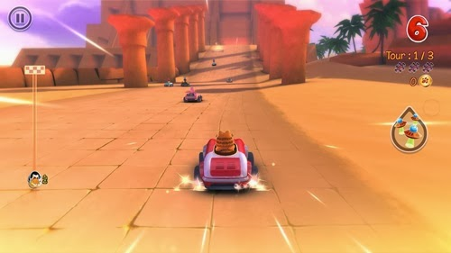 Garfield Kart - PC (Download Completo em Torrent)