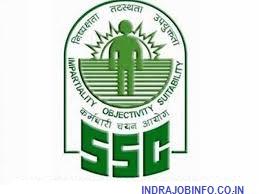 SSC ER Recruitment 2015