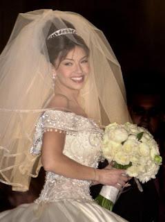 Vestidos de Casamento de celebridades