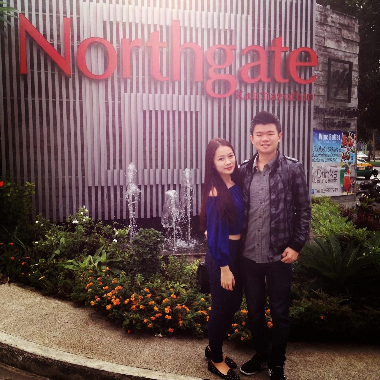 BANGKOK: NORTHGATE HOTEL RATCHAYOTHIN GOOD