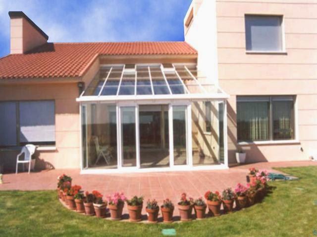 Cerramientos de ventanas en pvc y aluminio cerramientos for Techos de metal para terrazas