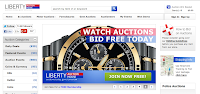 police auctions and watches