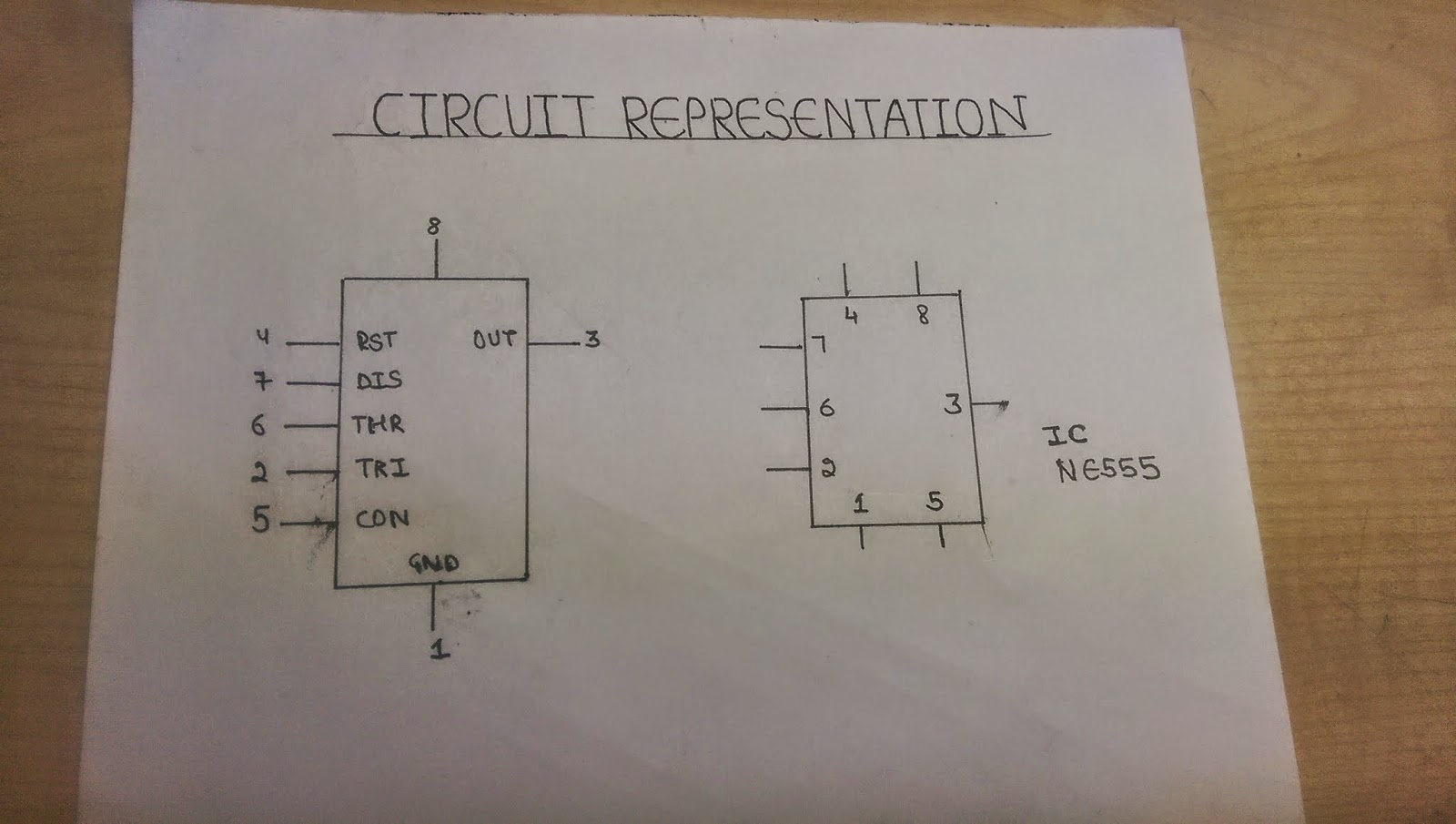 Iiitd Systems Management 2014 How Stuff Works Circuit Likewise 555 Timer Diagram On Monostable Multivibrator Configuration It Functions As To Carry Out Pulse Width Modulation Pwm Of Audio Signal Currenti Capacity Amplifier Is