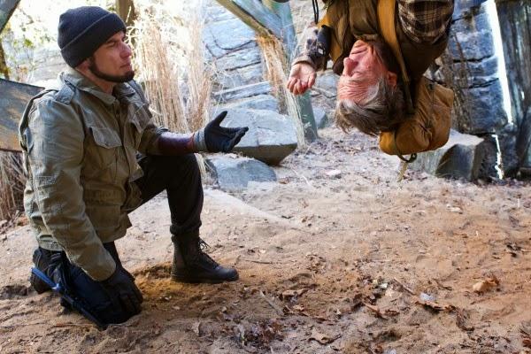 Killing Season (Temporada para Matar), Travolta y De Niro cara a cara [Crítica]