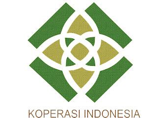 Vector Logo Baru Koperasi Indonesia