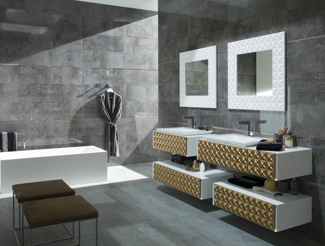 de una colección modulable y funcional que se completa con muebles