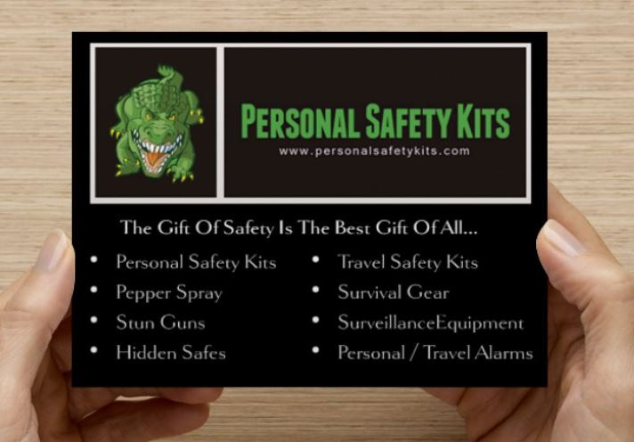 Personal Safety Kits (Self Defense Products)