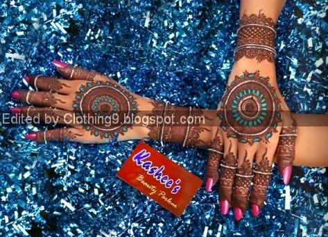 Bridal Mehndi Kashee S : Kashee s bridal mehndi designs  luxury by