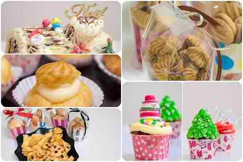 Linh Anna Bakery Shop - Dễ thương với ngôi nhà bánh ngọt, cua hang banh, bakery shop, banh ngot, banh kem tuoi, banh kem lanh, diem an uong ngon