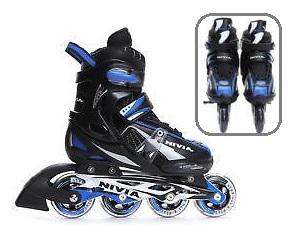 Nivia Inline Roller Skates