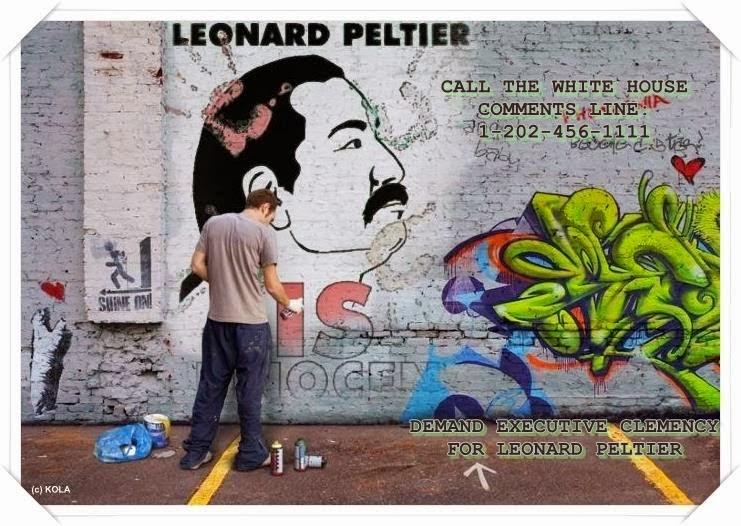 http://bsnorrell.blogspot.com/2014/02/leonard-peltier-saving-endangered.html