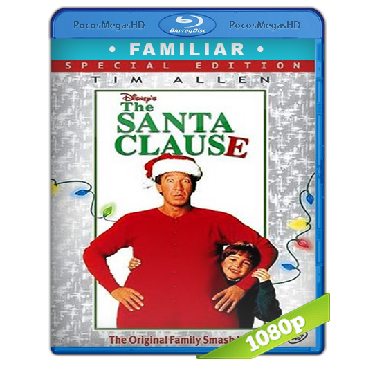 Santa Clausula (1994) BrRip 1080p Audio Dual Latino/Ingles 5.1