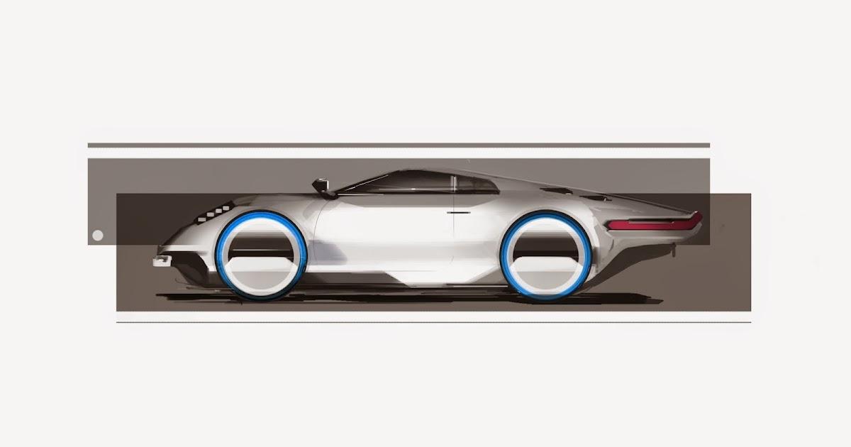 Jnkdesignworks In Search Of Porsche Side View