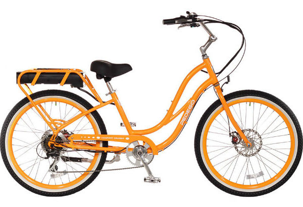 Now Offering Electric Bikes!