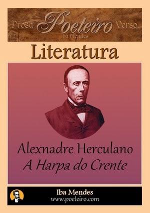 A Harpa do Crente Alexandre Herculano