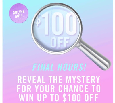 Forever 21 Black Friday Mystery Promo Code Up To $100 Off