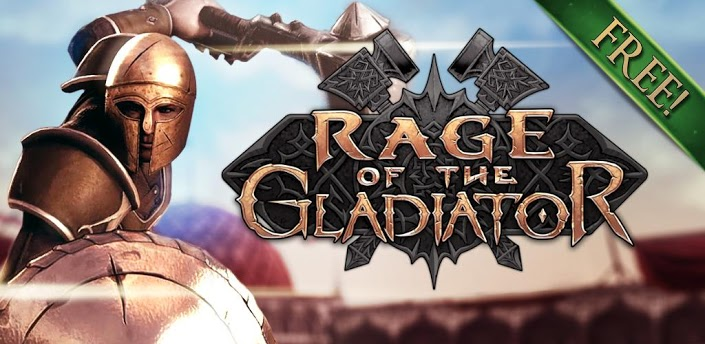 Rage of <b>the Gladiator</b> APK+Data