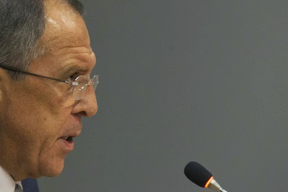 Lavrov proposed UN refuse to recognize the coup