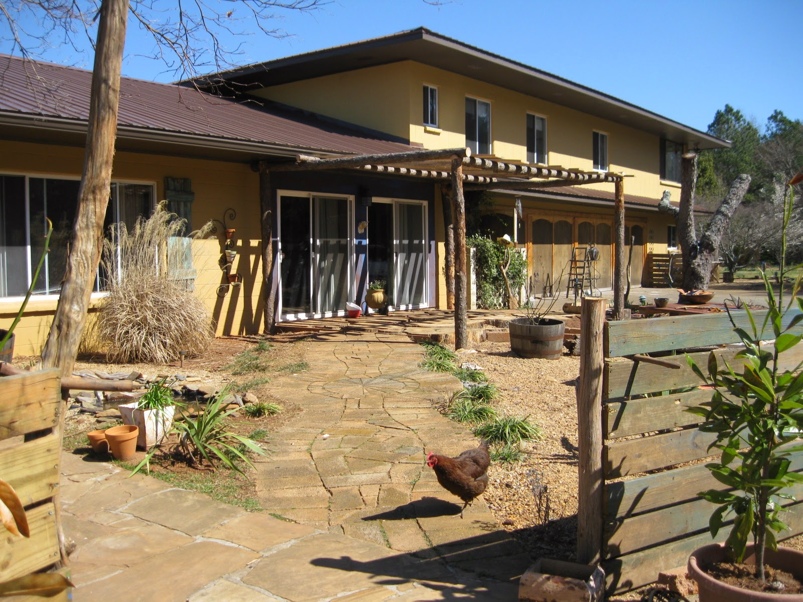 Rent the Hacienda