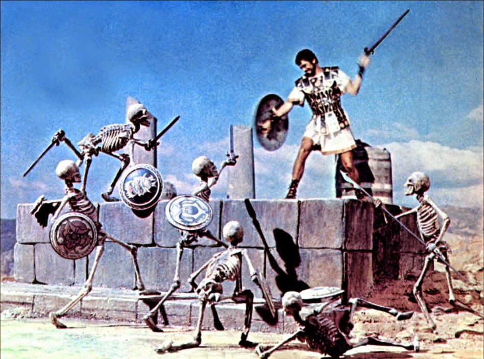 Ray Harryhausen Jason and the Argonauts animatedfilmreviews.filminspector.com
