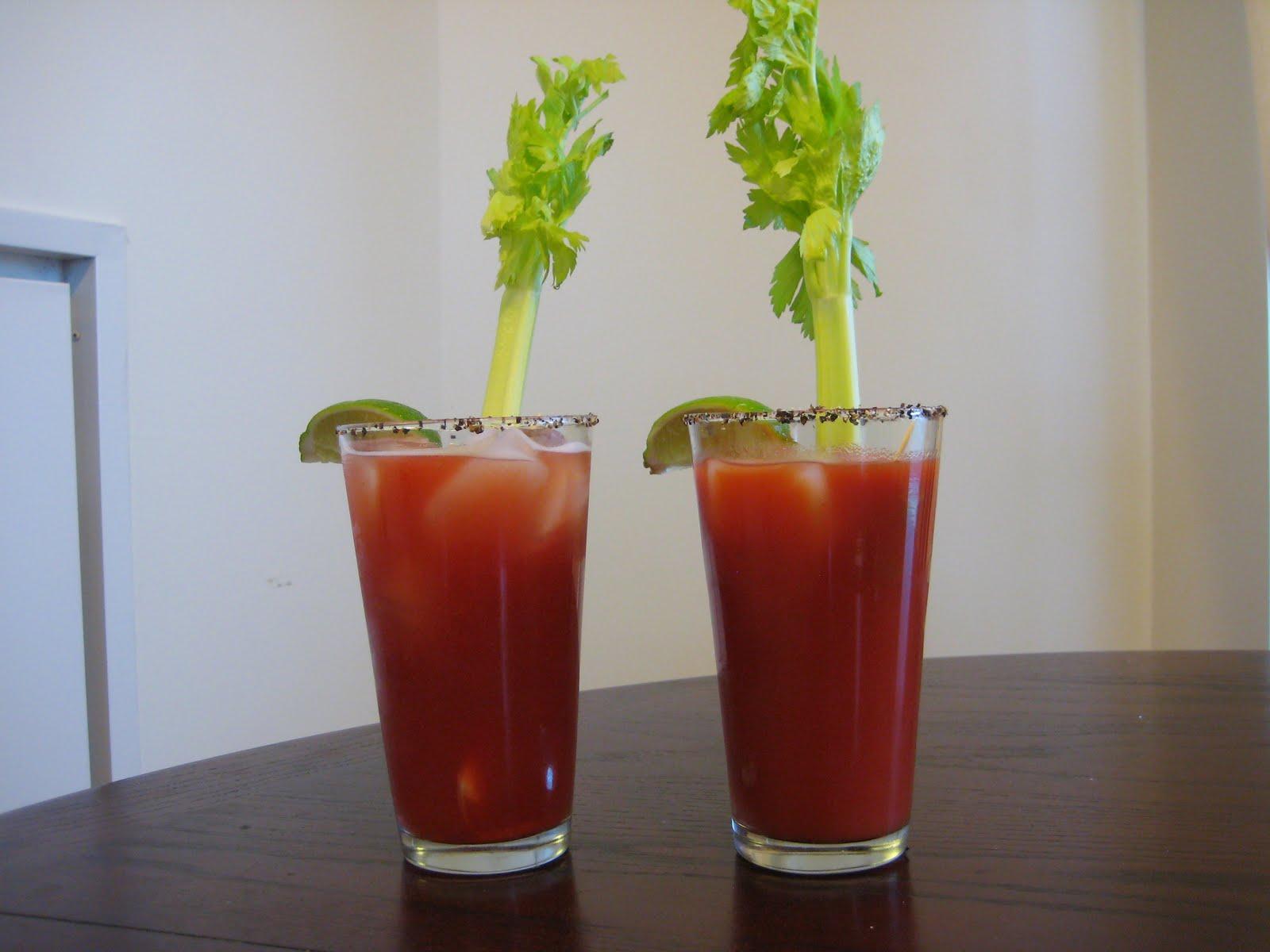 how to make clamato juice