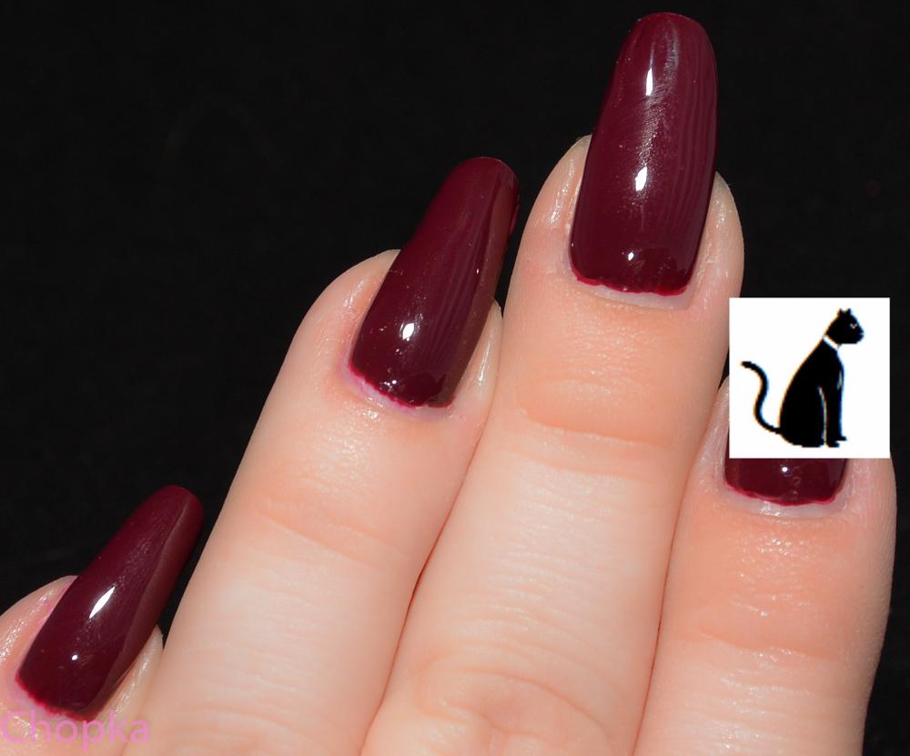 Chopka\'s nails and make-up: Flormar nail enamel 306