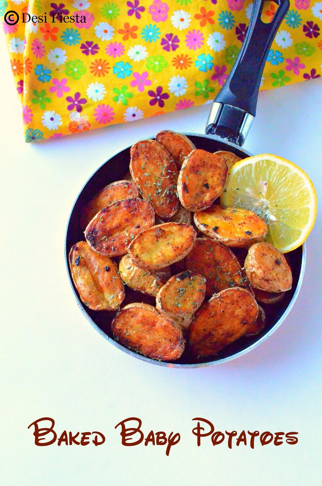 Baby Potatoes Recipes