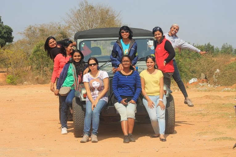 List of womens club in bangalore