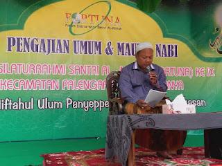Peringati Maulid Nabi, FORTUNA Gelar Pengajian Bersama Masyarakat