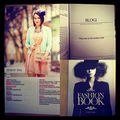 MOJA STRONA W FASHION BOOK POLAND / MY PAGE IN FASHION BOOK POLAND